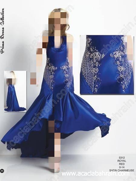 السهرة 2013فساتين سهرة ربيع 2013 لـ
