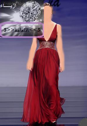 جديدة لإطلالة أكثر شياكة وجمالفساتين سهرة ربيع 2013 لـ