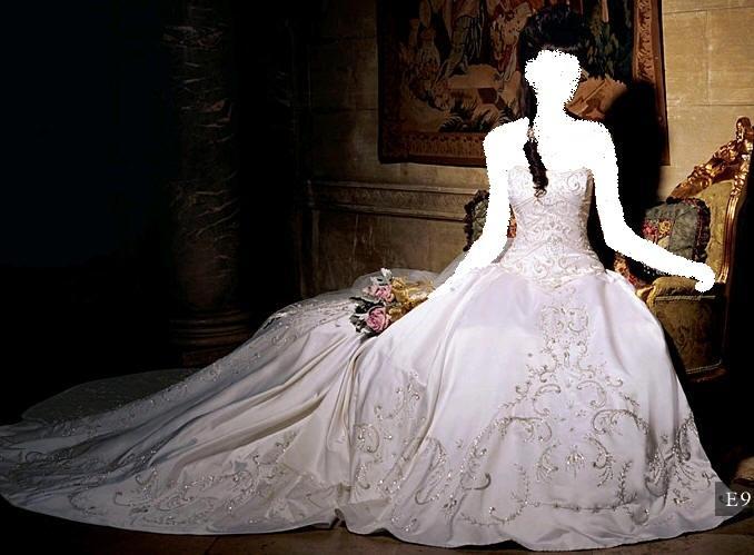 فساتين زفاف بس بشاحط فساتين زفاف بس بشاحط