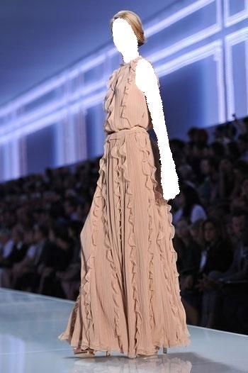 الموضة: ديان فون furstenberg خريف 2012الفرو والجلد يتألقان فى تصميمات