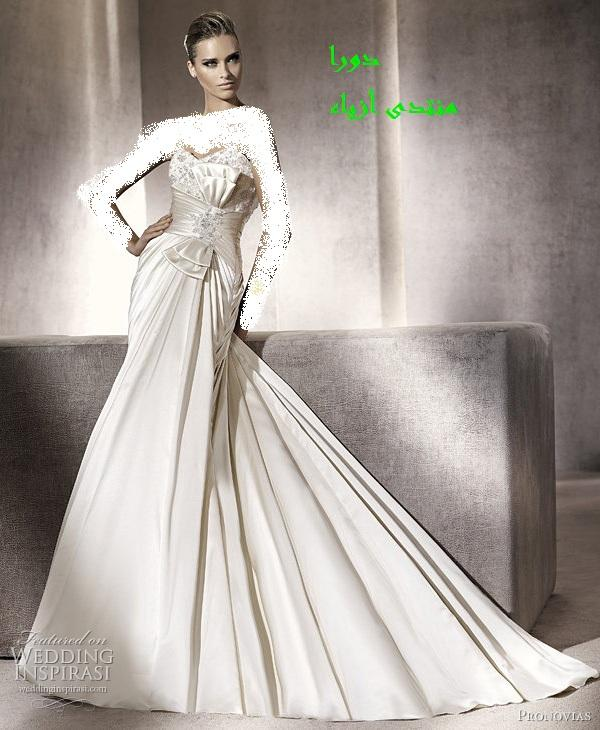 زواجاات راقيةفساتين لزفافك ياعروس!! *** فساتــــ لزفافك ـــــــــــين ***