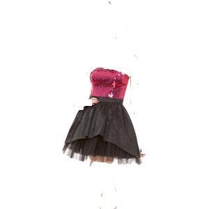 الأسودفساتين قصيرة من H&Mفساتين سهرة بخامة