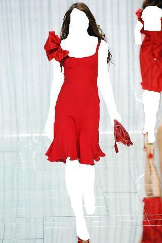 ودرجاتهفساتين سهرة باللونين الاحمر والزهري لعام 2012 حصريصور لبدلات باللون