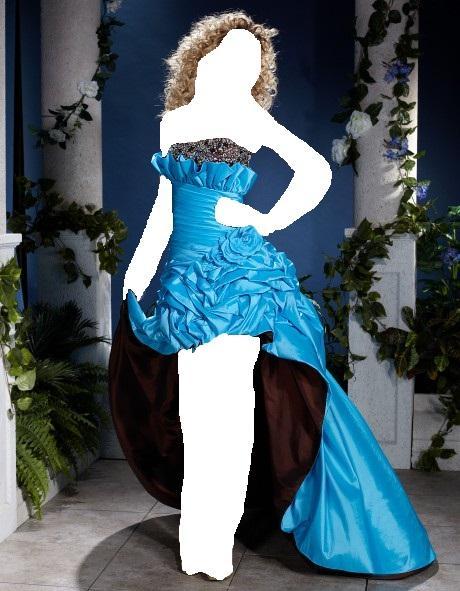 شياكة تفوق الوصففساتين المصمم ساهر ضيا أناقة ساحرة في ربيع