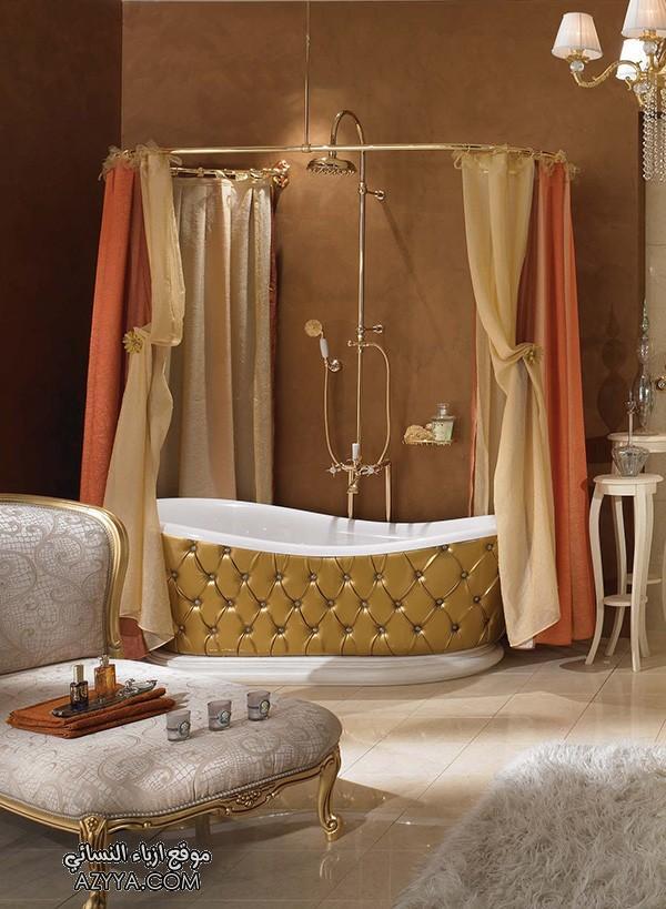 ديكورات حمامات مواضيع ذات صلةديكورات حمامات فخمة للفيلات .. ولا