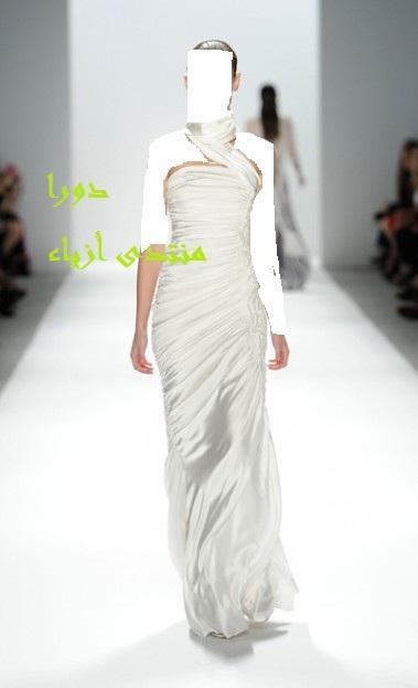 لفساتين بالون الابيضاخسري 10 كيلو جرام في اسبوع فقطفساتين باللون