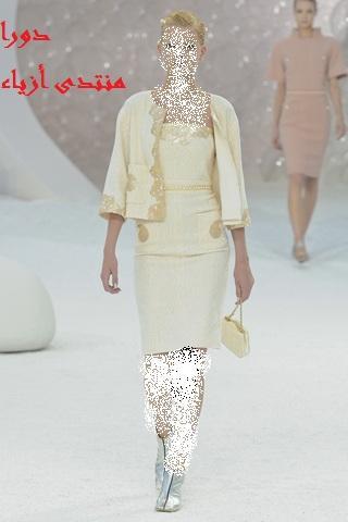 2012أزياء Vera Wang لربيع 2013مكياج خريف\/شتاء2012 Le Essentieles de Chanel.ما