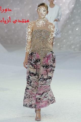 تحفة لربيع 002014ازياء شانيل 2012 ازياء ماركة شانيل chanel أزياء