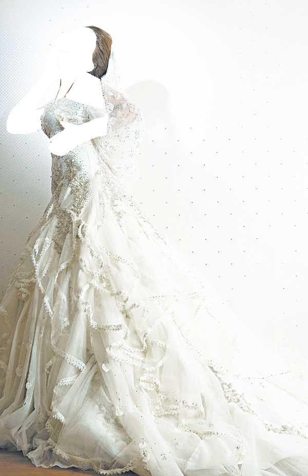فساتين زفاف المصمم زياد أنطون ●●][ للحياة والصيف طعم آخر