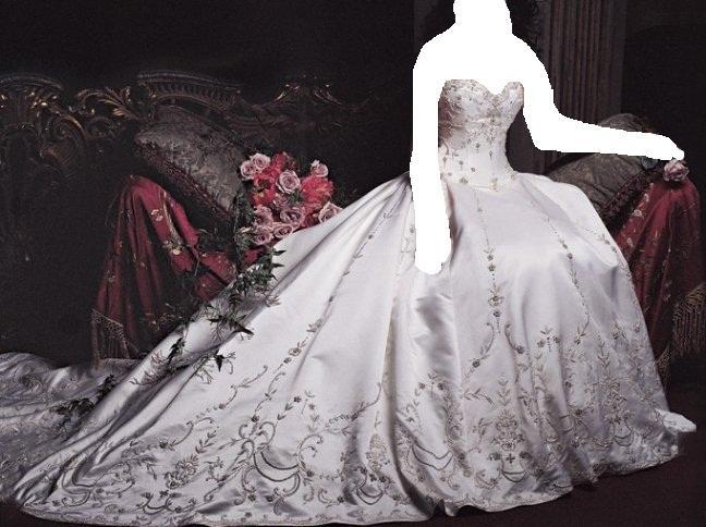 فساتين زفاف كثير حلوة فساتين زفاف كثير حلوة