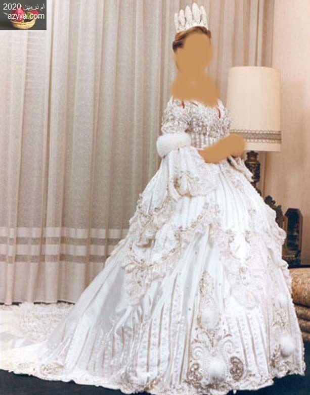 3719d1bc7 بإطلالة الأميرات فساتين زفاف من Fashion Forward · فساتين زفاف للمصمم عبد  محفوظ ,كولكشن 2014