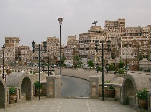 طريق اب الخضراء صهاريج عدن جسر شهاره عرش بلقيش مأرب