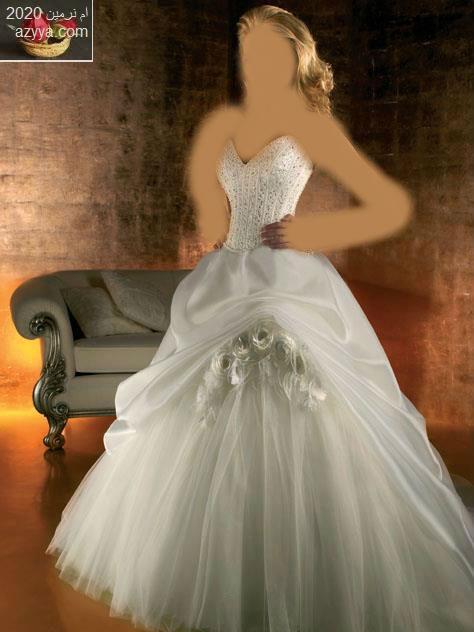 لا رنتا 2013بإطلالة الأميرات فساتين زفاف من Fashion Forwardانطلاق معرض