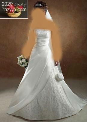 والشياكةتصميمات جديدة لفساتين الزفاففساتين زفاف نااااعمةفساتين زفاف راقية وستايلاجمل الفساتين