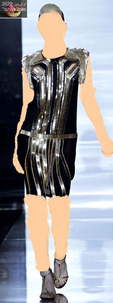 قمة الاناقةفساتين من تشكيلة طوني ورد 2015فساتين naeem khan لسهرات
