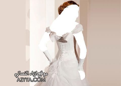 أوسكار دي لا رنتا 2013فساتين الزفاف لـ ريم اكرا- شتاء