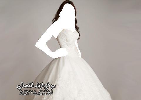 طلب تظليل صور موضوع فساتين زفاف 2012 افضل موديلات