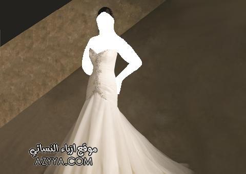 صور فساتين عرايس في قسم أزياء العروس[QUOTE]فساتين زفاف 2012 افضل