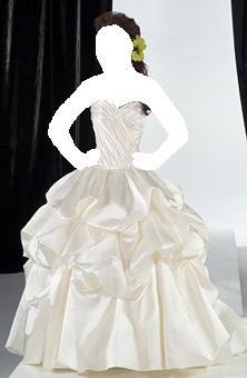 طلب تظليل صور موضوع فساتين زفاف 2009 في قسم أزياء
