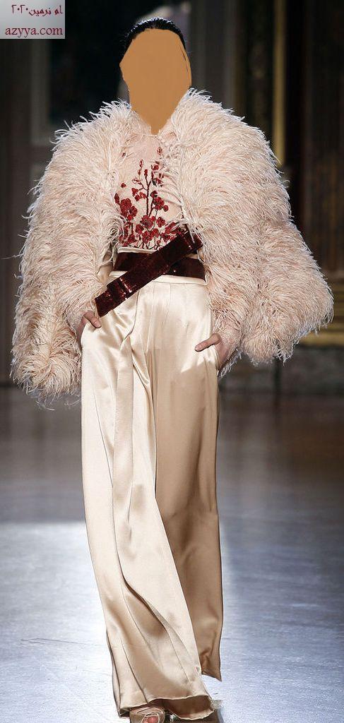 ربيع وصيف 2014ـ باريسمجموعة كوتورStephane Rolland لربيع وصيف 2014.أزياء هوت