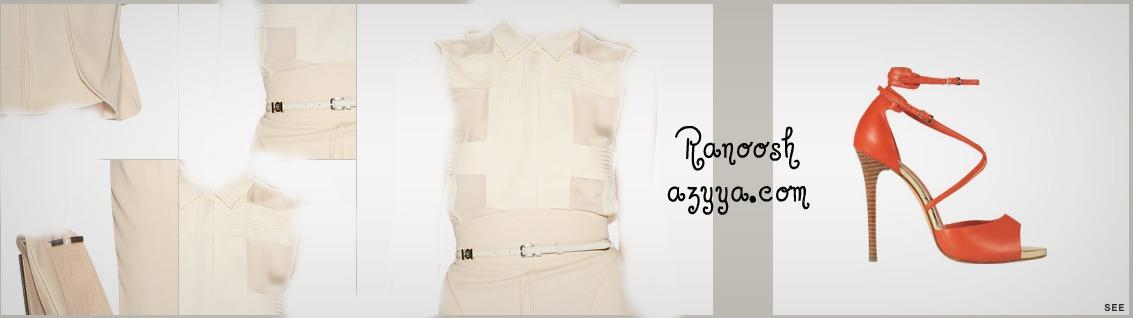 فساتين و أزياء أنيقةتألقي في موسم الأعياد بتصميمات إيلي صعبإليكِ