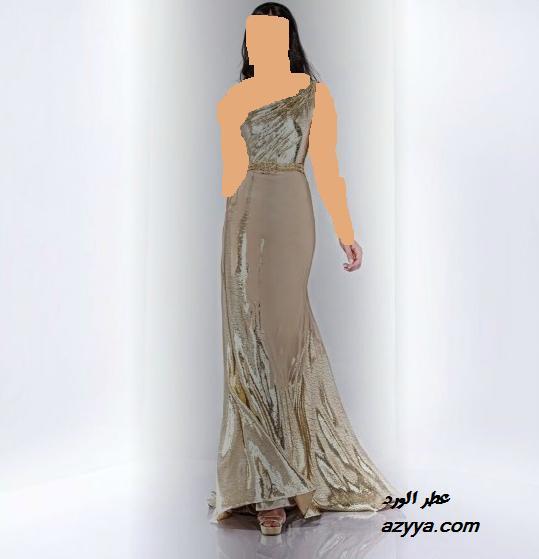 الشتوية للمصمم العالمى بوربيرى لعام 2012-2013فساتين روبير أبي نادر لشتاء