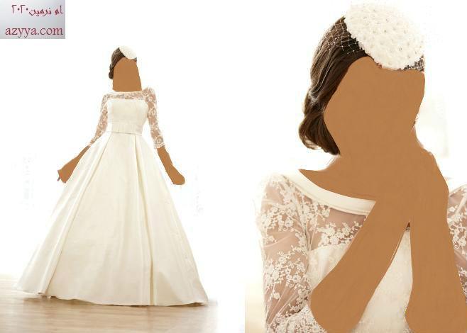 ربيع وصيف 2012فساتين زفاف ولا أروع .. تجعلك أميرة ليلة
