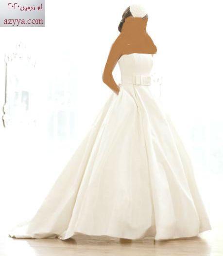 زفافكفساتين زفاف للمصممة العالمية غديرافغاني في عرضها بدبيفساتين زفاف رائعه