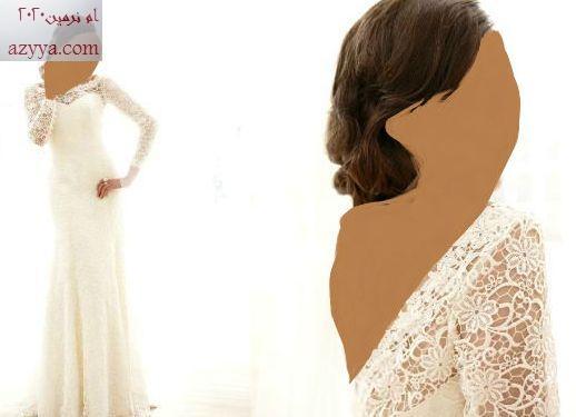 لعروس أنيقهفساتين زفاف هاي كلاسفساتين زفاف لمن تعشق الجمالفساتين زفاف