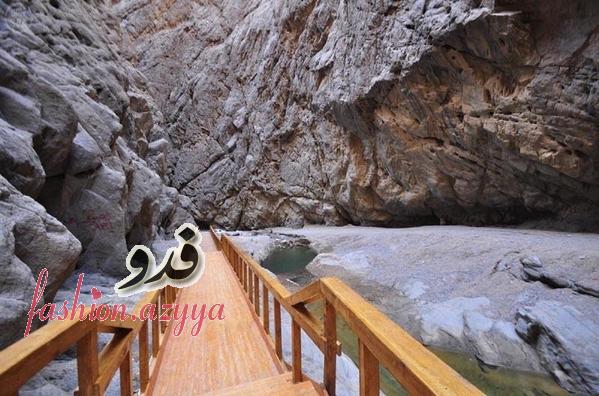 كموقع طبيعي يقصده السياح الباحثون عن الطبيعة الخلابة خلال إجازة