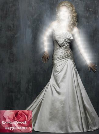 فساتين زفاف فساتين زفاف فخمة - فساتين عرايس مميزة 2012