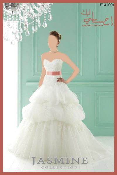 الآخرفساتين زفاف لصاحبات الذوق الرقيعتألقي يوم زفافك بتشيكلات فساتين رائعة