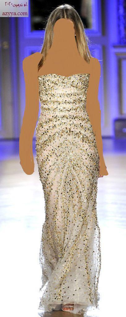 العالمي Tony Bowlsفساتين نعومين للسهرات المسائيةفساتين سهرات انيقة 2013سهرات زهير