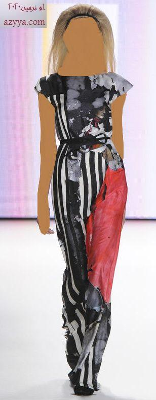 """لخريف2012...""""1""""فساتين carolina herrera لسهرات صيف 2012....حصرىأزياء 2012 من كارولينا هيريرا"""