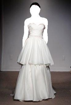 قمة الرقيفساتين زفاف فرنسيةأشيك فساتين زفاففساتين زفاف صيف 2014 من