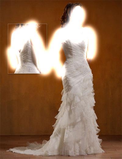 $فساتين زفاف 2009 $