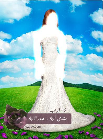 فستان عرسك من augustajoneشs