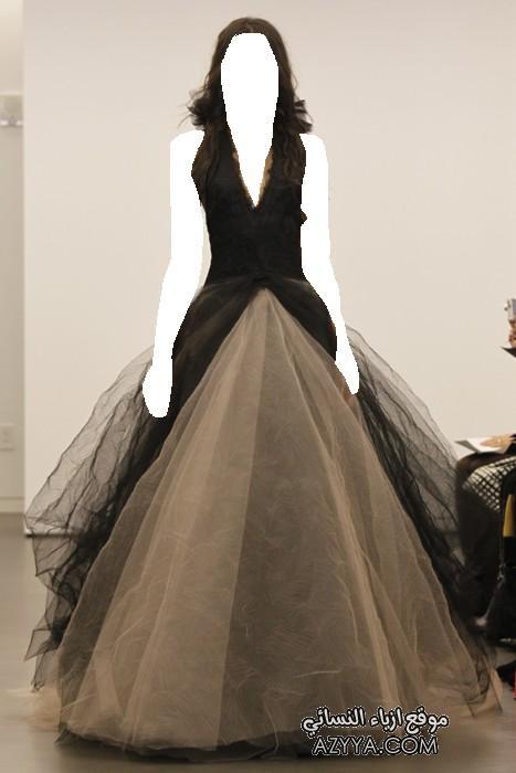 وعمليةفساتين الزفاف 2012_2013 للمصممه عائشة المهيريفساتين ميراى داغر -ربيع وصيف2012فساتين