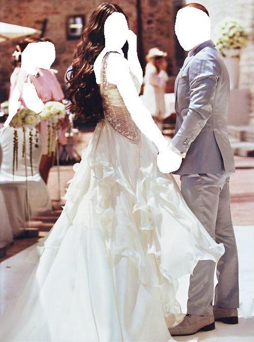 -0 فساتن زفاف ذات طابع ملكي