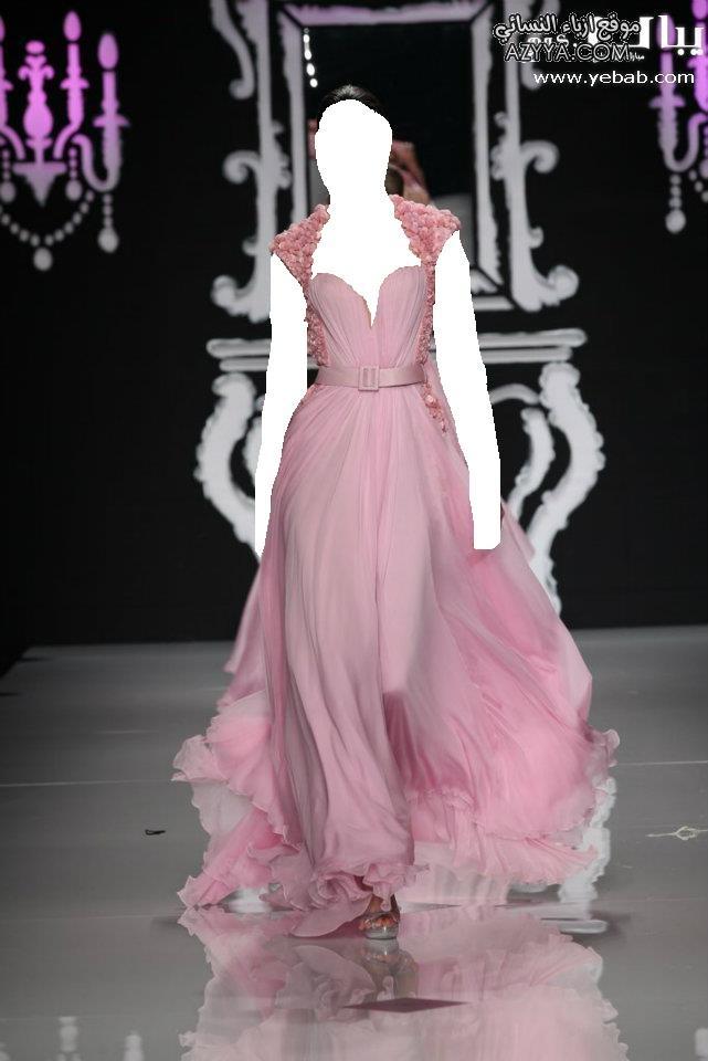 -ربيع وصيف2012فساتين ماكسى لصيف 2012فساتين زفاف لريم اكرا لموسم ربيع