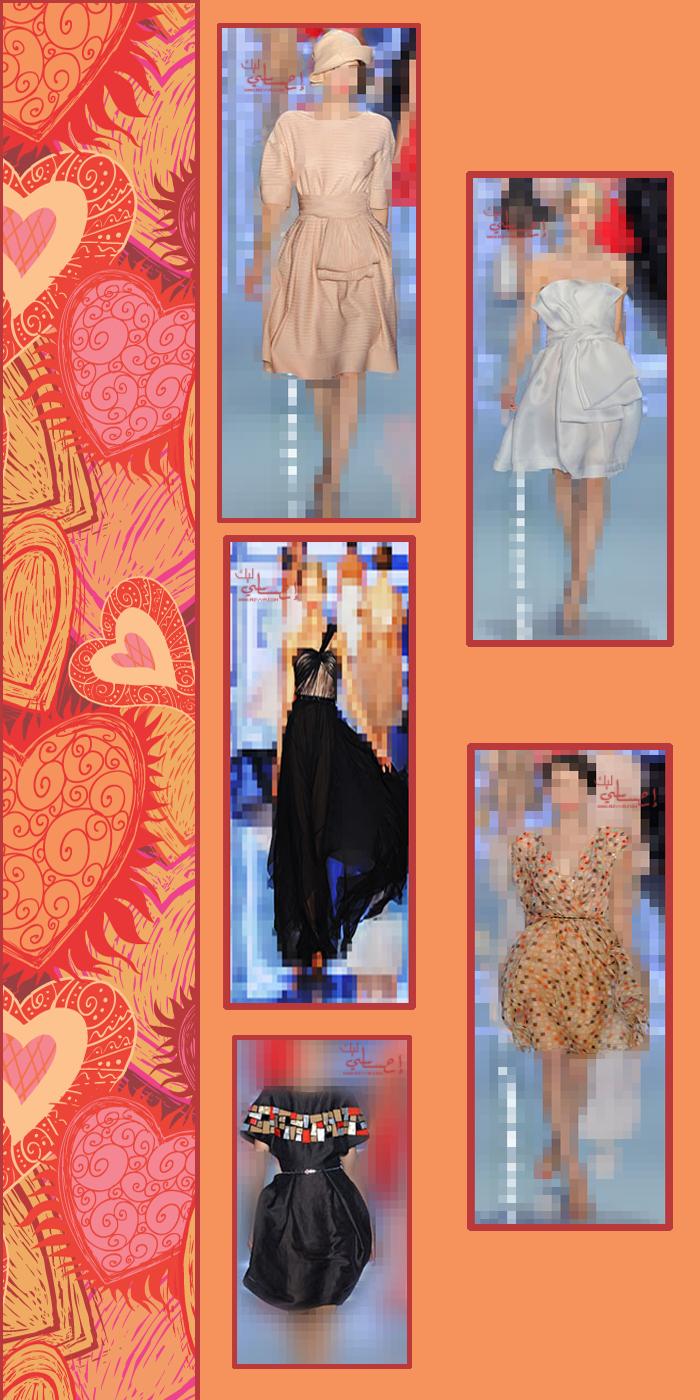 داغر -ربيع وصيف2012فساتين زفاف لريم اكرا لموسم ربيع وصيف 2012فساتين