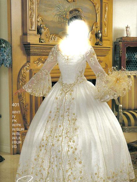 لباس عروس و فساتين عرايس