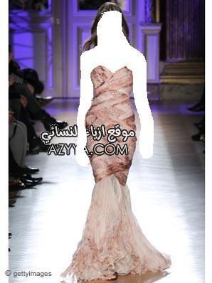 فى أجمل تصميمات ربيع وصيف 2013مجموعة زهيرمراد للملابس الجاهزة 2013-2014فساتين