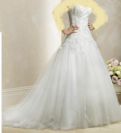 0adbc2605769b أحلى فساتين للعروس