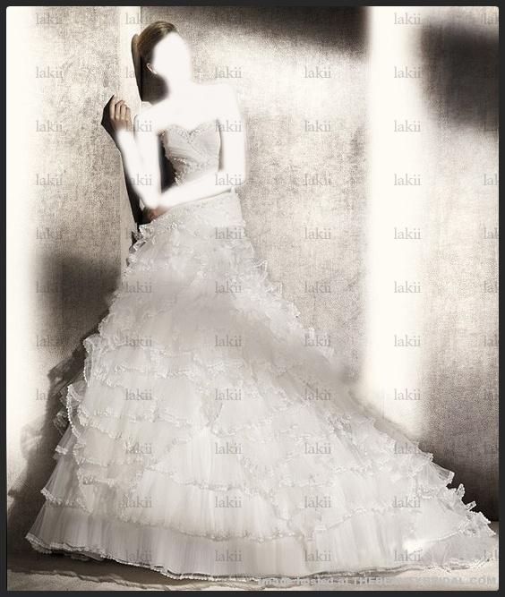 -ربيع وصيف2012ليلة زفافك مع فساتين ذوقفساتين زفاف للمصممة العالمية غديرافغاني