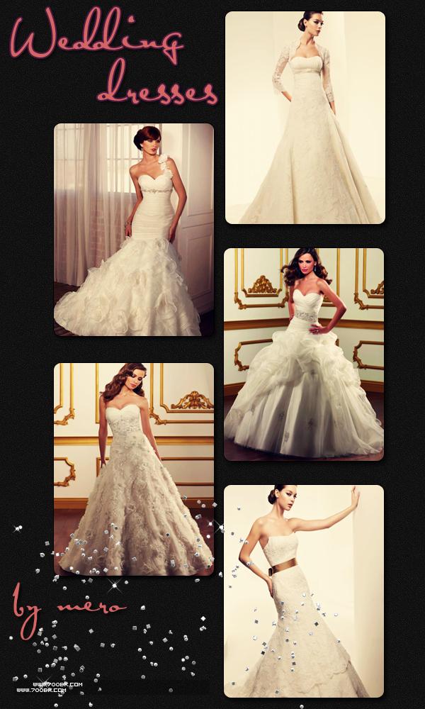 جورج حبيقة 2014 إطلالة العروس الرومانسية.فساتين زفاف رائعه لعروس أنيقهفساتين