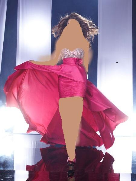 أزياء المصمم الاماراتى احمد الريايسةفساتين سهرة ربيع 2013 لـ