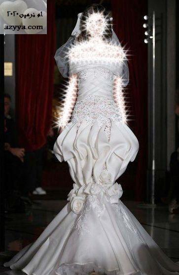 الآخراجمل الفساتين فستان زفافكفساتين زفاف لصاحبات الذوق الرقيعفساتين زفاف رائعه