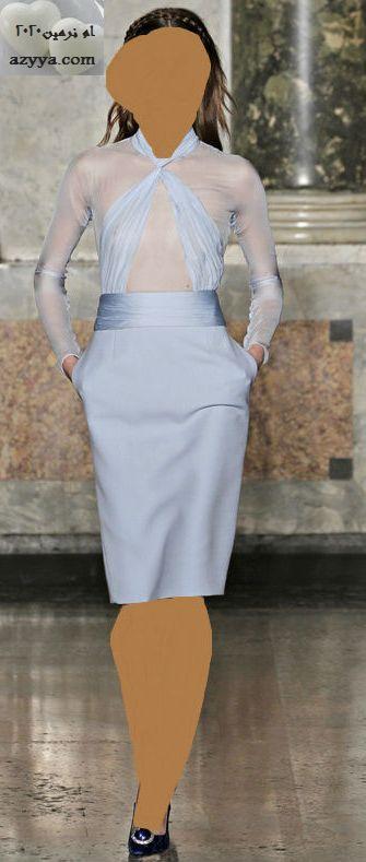 أجمل وأرقى التصميماتفساتين زفاف رامى سلمون ... شياكة تفوق الوصفاجمل
