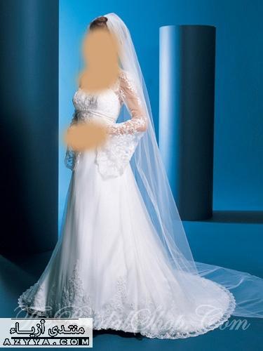 زفاف الخريف لـ Monique Lhuilier للعروس واختها.فساتين زفاف راقية وستايلفساتين